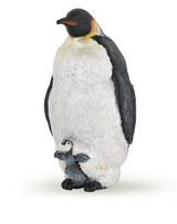 Emperor Penguin Figure - Papo