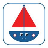Boat - Wobbly Eyed 405
