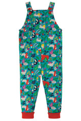 Parsnip Dungaree - Woodland Critters