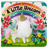 A Little Unicorn Chunky Finger Puppet Book