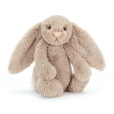 Medium Bashful Beige Bunny