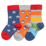 3 Pack Little Cub Socks