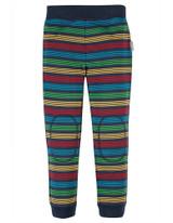 Favourite Cuffed Legging - Tobermory Rainbow Stripe