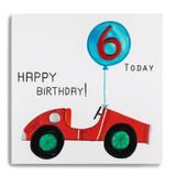 Happy Birthday 6 Today MS11