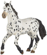 Black Appaloosa Horse - Papo