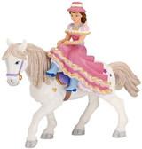 Horsewomen With Hat - Papo