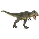 Green Running Tyranosaurus Rex- Papo