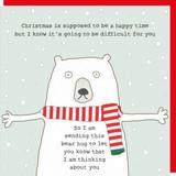 Xmas Bear Hug XGF48