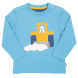 Snow Tractor T-shirt