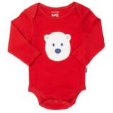 Snow Bear Bodysuit