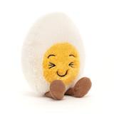 Laughing Boiled Egg
