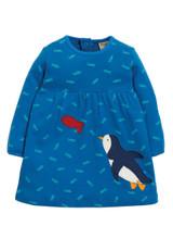 Dolcie Dress - Swimming Shoals/Penguin