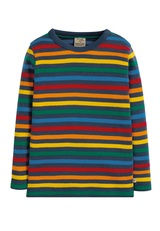 Favourite Long Sleeve Tee - Rainbow Stripe
