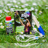 Giant Bubble Travel Kit - Eco Ethical Fun