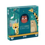 Memory Game - Wild Animals