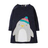 Peek A Boo Dress - Penguin Huddle/Penguin