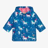 Twinkle Unicorns Colour Changing Rain Coat