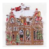 Gingerbread House X3D022