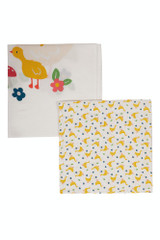 Lovely 2 pack Muslin - Gaggle of Geese Multipack