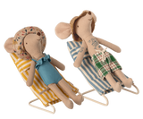 Beach Chair Set For Mouse