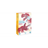 Discover The Dinosaurs Puzzle 200 Pieces