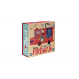 I Want To Be... Fireman Puzzle 36 Pieces