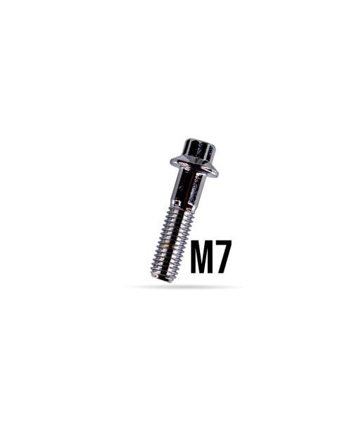 M7x32 Socket Cap Wheel Assembly Bolt Chrome