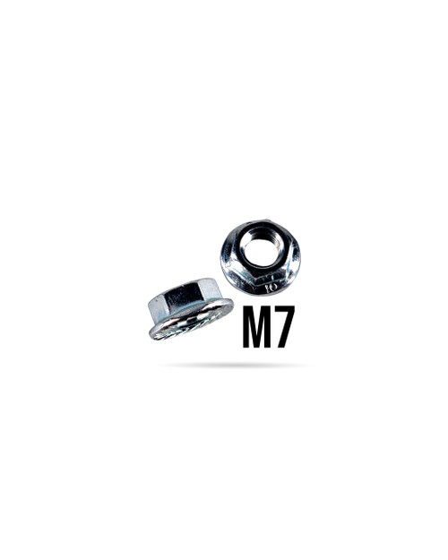 M7 Wheel Assembly Nut
