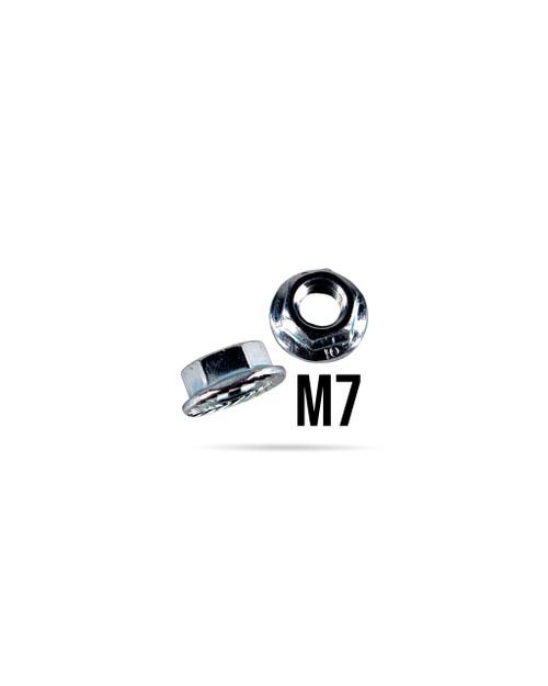 M7 Wheel Assembly Nut