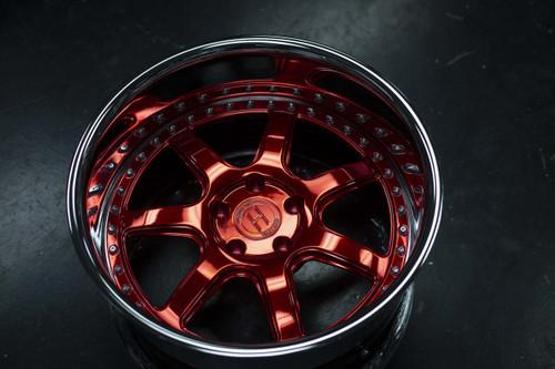 Heritage Wheel MAZE