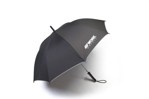 WORK Wheels Umbrella - Black