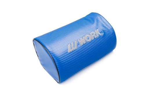 WORK Neck Pillow - Blue