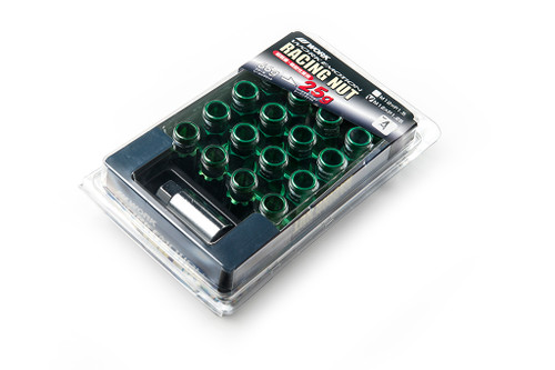 WORK RS-R Type Open End Lug Nuts