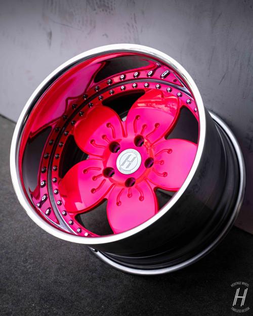 Heritage Wheel SAKURA
