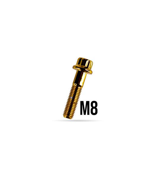 M8X32 24K BOLT/NUT