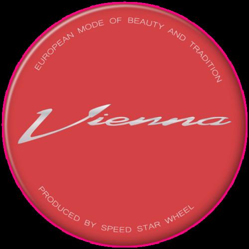 SSR Vienna Reproduction Gel Center Cap Overlay