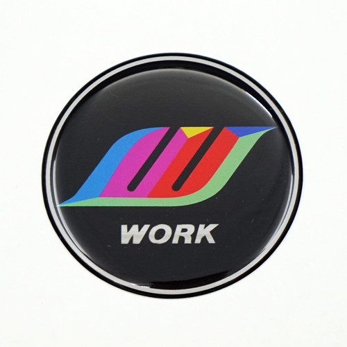 Work VSXX/KF Gel Reproduction Center Cap Overlay - Special Colorway