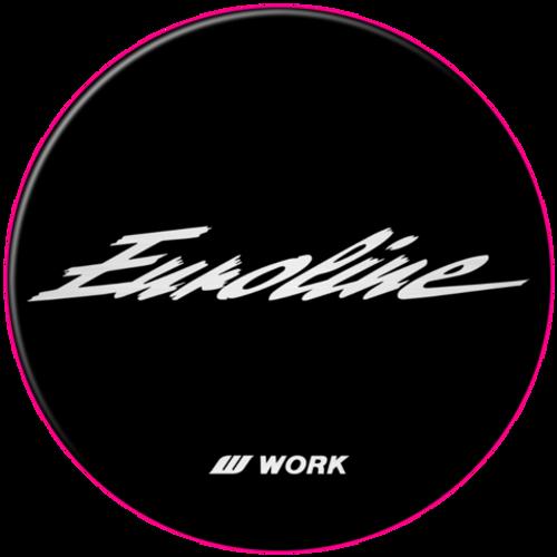 Work Euroline DH Gel Center Cap Overlay