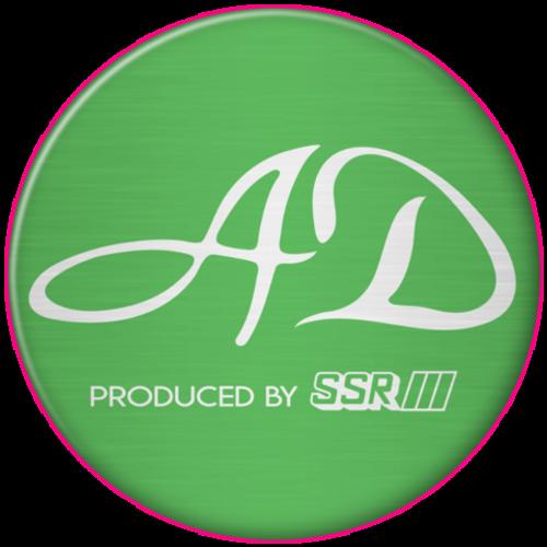 SSR A Dish Gel Center Cap Overlay