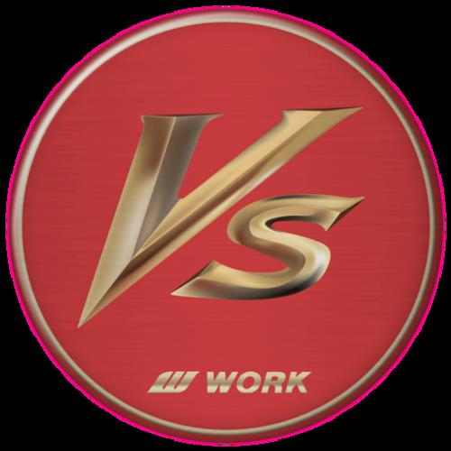 Work VS Gel Center Cap Overlay