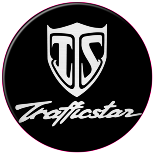 Trafficstar STM Gel Center Cap Overlay