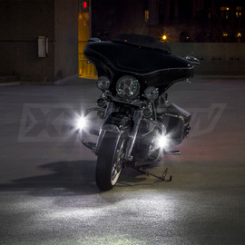 Motorcycle Highway Bar Switchback Driving Lights