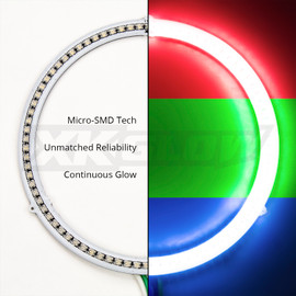 Micro-SMD Tech. Unmatched Reliability. Continuous Glow.