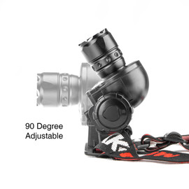 90 degree adjustable angle