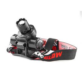 Spot and Flood Retractable Lens Heavy-duty CREE LED Headlight