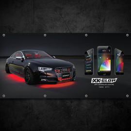 XKGLOW Dealer Banner - Audi