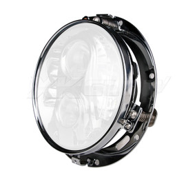 Adapter mounting ring for 7in headlight