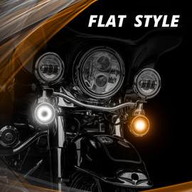 Flat Style Turn Signal
