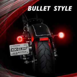 Bullet Style Turn Signal