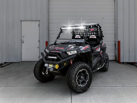 SAR 90 Degree 1pc Search & Rescue Light Bar Kit